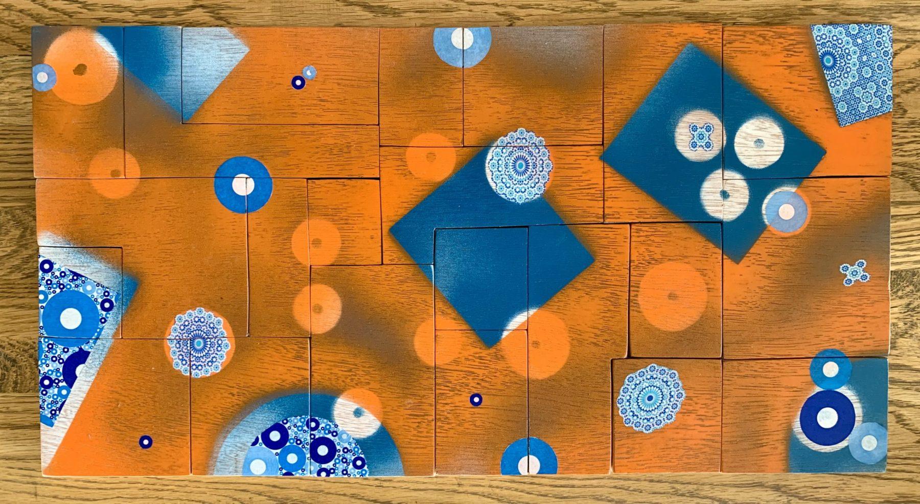 Maxi puzzle en bois